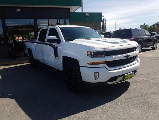 2017 Chevrolet Silverado 1500 Rally Edition