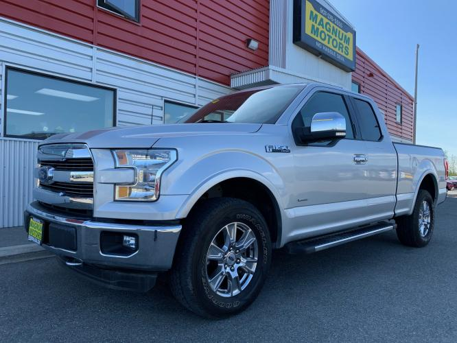 2015 Ford F-150 Lariat FX4 4WD