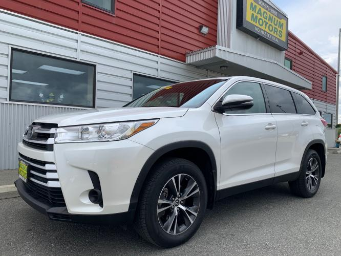 2019 Toyota Highlander LE Plus AWD V6