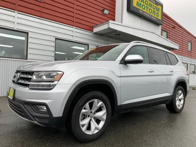 2019 Volkswagen Atlas V6 SE w/Technology AWD