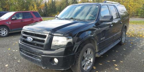 2007 Ford Expedition EL Limited  MAX 4WD