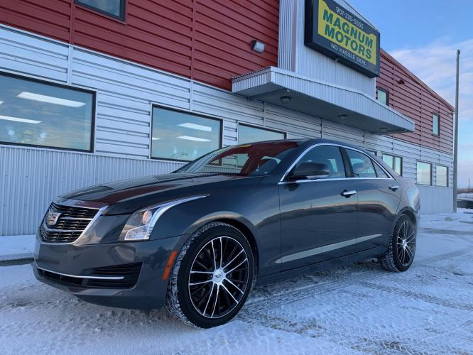 2017 Cadillac ATS 2.0L Luxury AWD