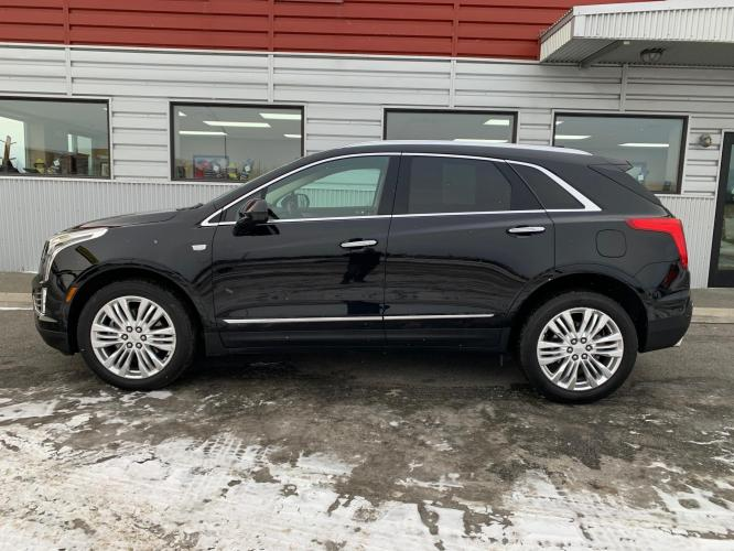2019 Black /Black Cadillac XT5 Premium Luxury (1GYKNERS2KZ) with an 3.6L V6 DOHC 24V engine, 8A transmission, located at 44152 Sterling Highway, Soldotna, AK, 99669, (907) 262-5555, 60.484917, -151.062408 - Photo #2