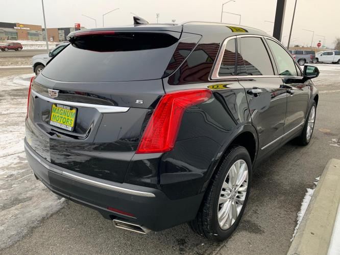 2019 Black /Black Cadillac XT5 Premium Luxury (1GYKNERS2KZ) with an 3.6L V6 DOHC 24V engine, 8A transmission, located at 44152 Sterling Highway, Soldotna, AK, 99669, (907) 262-5555, 60.484917, -151.062408 - Photo #5