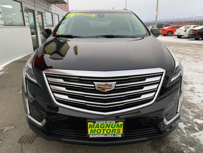 2019 Black /Black Cadillac XT5 Premium Luxury (1GYKNERS2KZ) with an 3.6L V6 DOHC 24V engine, 8A transmission, located at 44152 Sterling Highway, Soldotna, AK, 99669, (907) 262-5555, 60.484917, -151.062408 - Photo #7