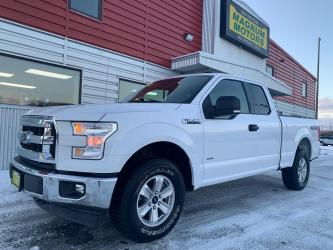 2017 Ford F-150 XLT SuperCab 4WD