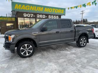 2020 Ford F-150 XLT SuperCrew 6.5-ft. Bed 4WD